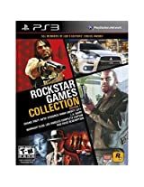Rockstar Games Collection PS3 Rockstar Games Collection PS3