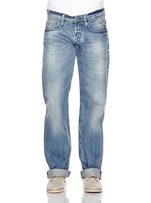 Replay Pantalón Holmes (Azul)