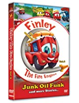 Finley the Fire Engine - Vol. 6