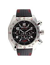 Sector Black Analog Men Watch R3271660025