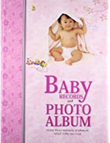 Baby Record & Photo Album