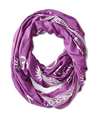 Sir Alistair Rai Women's Zodiac Circle Scarf, Sagittarius, One Size