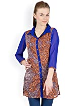Ayaany Multi Color Printed Casual Shirt for women