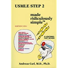 USMLE Step 2 Made Ridiculously Simple