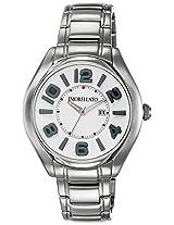 Morellato Analog White Dial Men's Watch - R0153104002