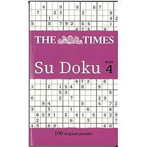 The Times Su Doku: Bk. 4