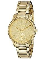 ESPRIT Analog Gold Dial Women's Watch - ES108112008