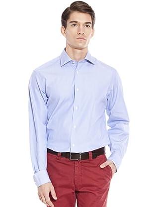Hackett Camicia Righe (Azzurro)