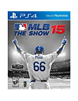 Mlb 15 The Show For Sony Ps4