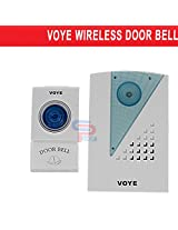 Cordless Wireless Door Bell With Remote for Office Home with 38 Polyphony Sound