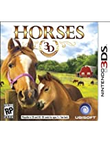 Horses 3D (Nintendo DS) (NTSC)