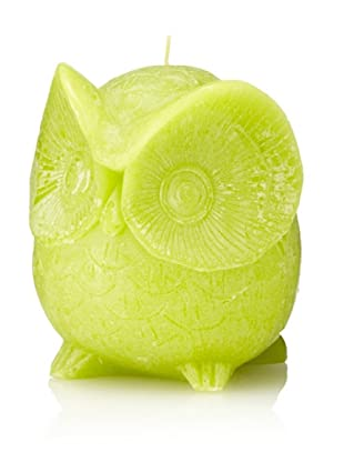 Sitting Owl Figural Candle