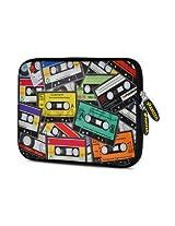 Amzer 7.75 Inch Neoprene Sleeve 5036077 | Audio Cassette Scatt