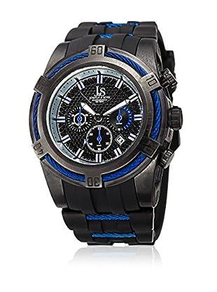 Joshua & Sons Reloj de cuarzo Man JX125GNBU 51 mm