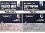OSWAL QUESTION BANK MATHS AND SCIENCE CLASS X CBSE