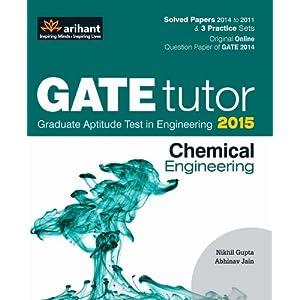 GATE Tutor 2015: Chemical Engineering