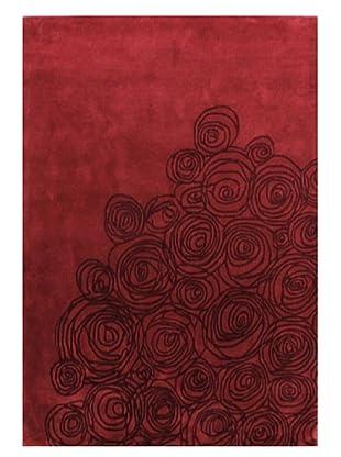 DAC Alfombra Roses Bouquet 170 x 240 cm, diseñada por Jordi Labanda