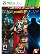 2 K Essentials Collection (Xbox 360)