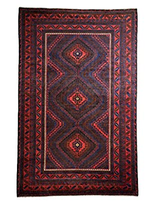 Tribal Collection Oriental Rug, Red, 7' 6