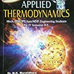 Applied Thermodynamics by Dr. My Muralidhara