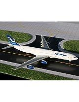 1:400 Gemini Jets Airbus A340 300 Finn Air Reg #Oh Loa (Pre Painted/Pre Built)