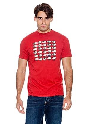 Kukuxumusu Camiseta Escondido (Rojo)