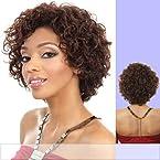 H. SHEA (Motown Tress) - Human Hair Full Wig 1B AD