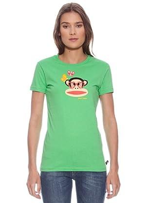 Paul & Frank Camiseta Julius Springtime (Verde)