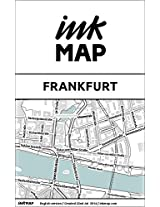 Frankfurt (am Main, Germany) Inkmap - maps for eReaders, sightseeing, museums, going out, hotels (English)