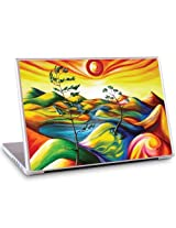 GelaSkins Protective Skin for 15.4-Inch PC and Mac Laptops - Summer Oasis