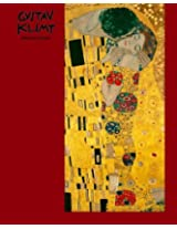 Gustav Klimt Project Book: The Kiss (Journal / Large Notebook) (Signature Series)