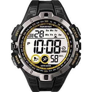 Timex Marathon Digital Grey Dial Men's Watch - T5K421