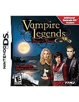 Vampire Legends: Power of Three - Nintendo DS