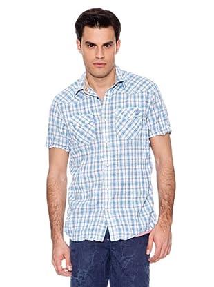 Pepe Jeans London Camisa Reef (Azul)