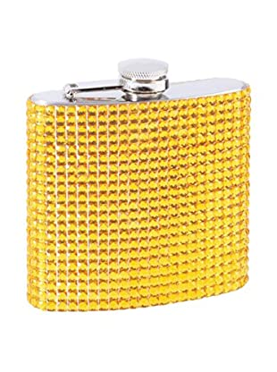 Crown Jewels Flask, Gold