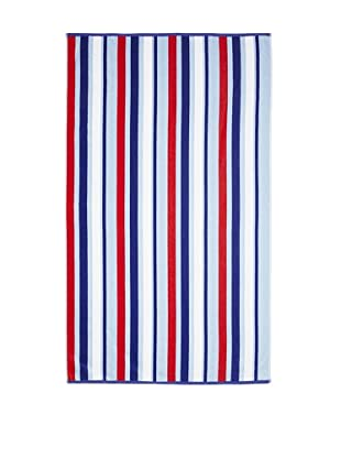 Chortex Manhattan Stripe, Navy/Red, 40