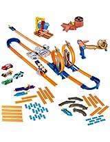 Hot Wheels Track Builder System Mega Set Vehicle