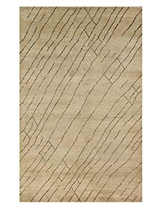 Meva Rugs Bay Arbor Hand Knotted Rug