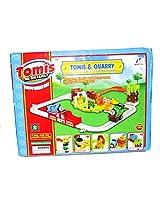 ToyTree Thomas Quarry Train Set