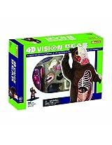 4 D Master Vision Bear Anatomy Model Kit, Brown