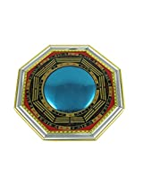 Varanasi Enterprises Feng Shui Bagua (Pa Kua) Mirror- Manipulates the Negative Outside Energies