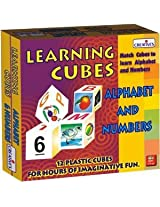 Creative's Learning Cubes Alphabet & Number 0637