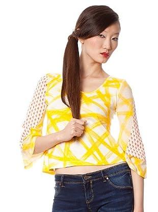 Custo Camiseta Skyt (Amarillo)