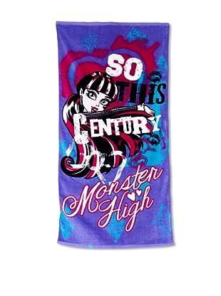 Licencias Toalla Monster High (Morado)