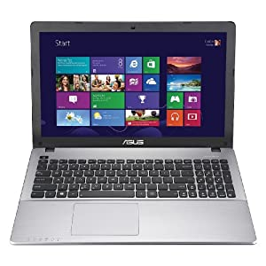 Asus X550LD-XX082D 15.6-inch Laptop (Core i7-4500U/8GB/1TB/DOS/2GB Graphics/With Bag), Dark Grey