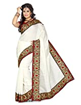 BHAGALPURI SILK Party wear De Marca 159 B Saree