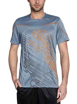 Puma T-Shirt Training Graphic 2 (flint stone)