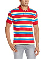 Peter England Men's Cotton Polo
