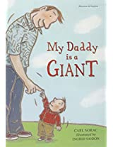 My Daddy is a Giant in Albanian and English (Early Years)