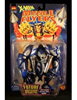 FUTURE APOCALYPSE with Hidden Weapon Wing Armor X-Men Missile Flyers Action Figure
